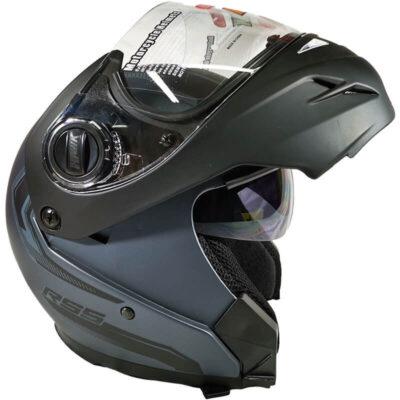 Casco Rebatible para moto hawk 721