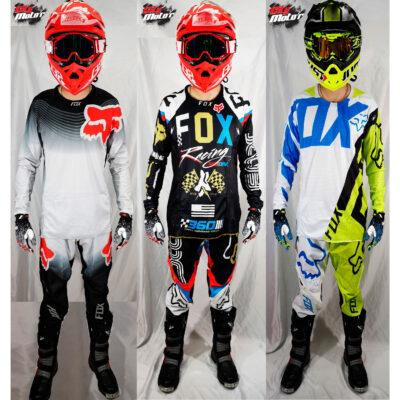Conjuntos Motocross Enduro