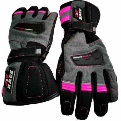 guantes para moto mujer