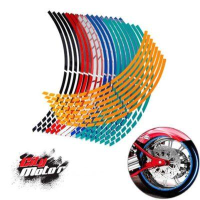 Cinta para moto Rime tape