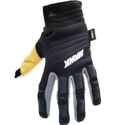 guantes hawk fit