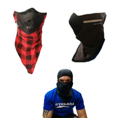 Mascaras y Cuellos Térmicos